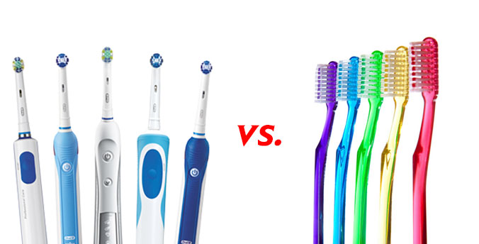 Manual Vs Electric Toothbrush Drummoyne Dental Practice