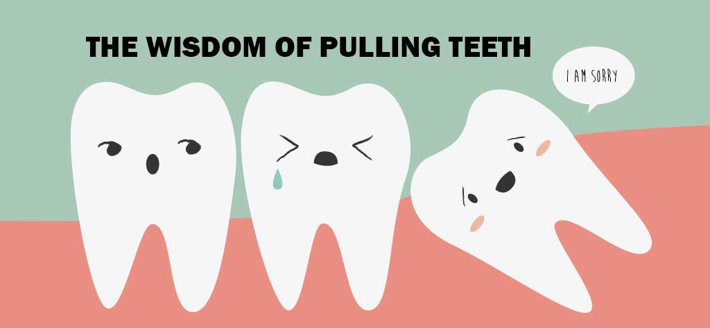 removal of wisdom teeth at drummoyne dentist
